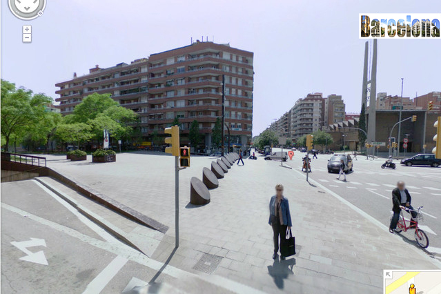Esterno barcelona centric apartment