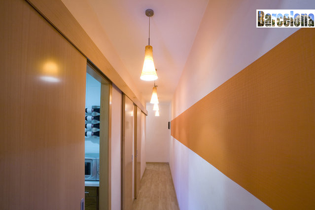 pasillo barcelona centric apartment